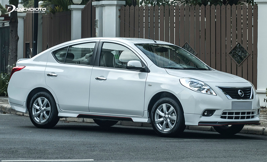 The price of used Nissan Sunny is among the lowest in the segment