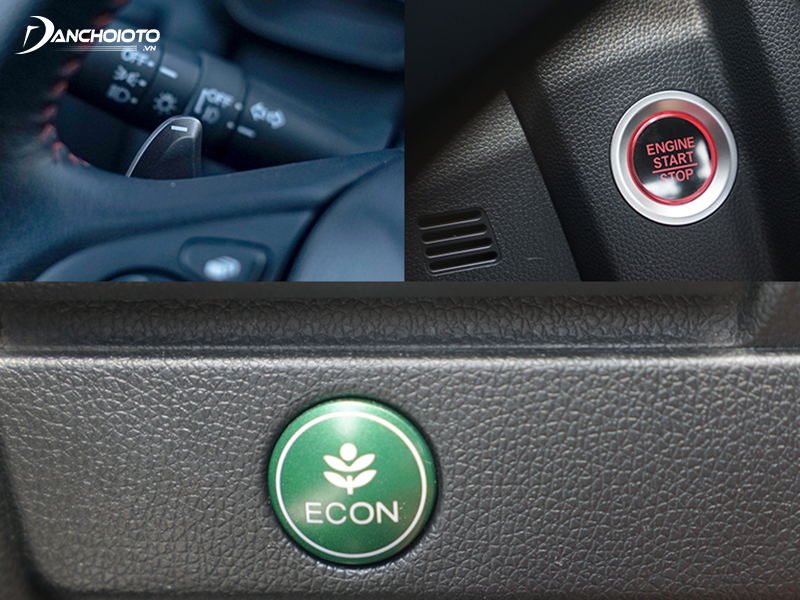 2020 Honda Jazz is equipped with many modern driver assistance features