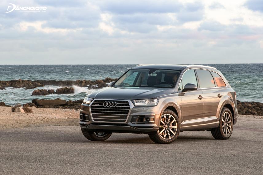 Mẫu SUV hạng sang Audi Q7 2019