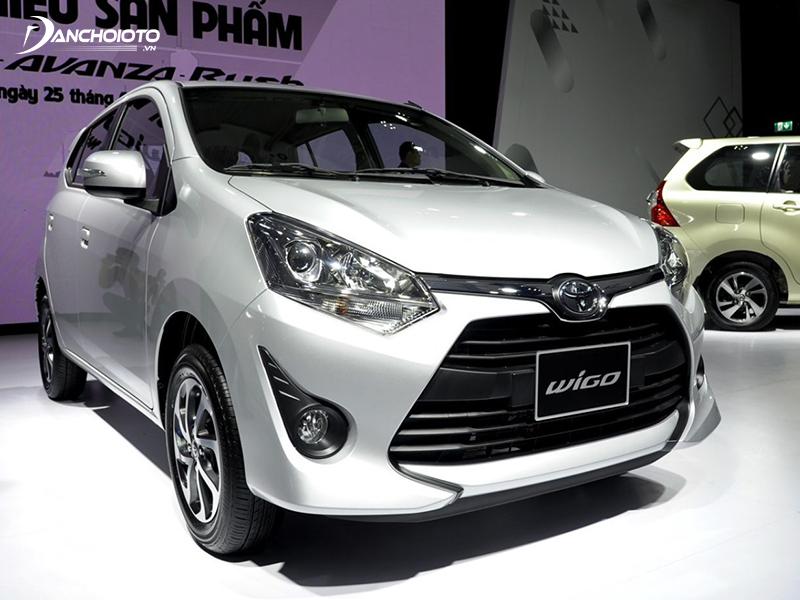 Ở thị trường Philippines, Toyota Wigo bị lỗi hệ thống điện