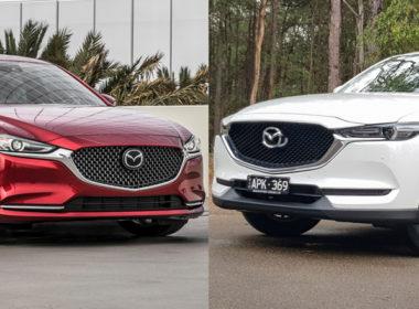 So sánh Mazda CX-5 2018 và Mazda 6 2018: Nên chọn crossover hay sedan của Mazda?