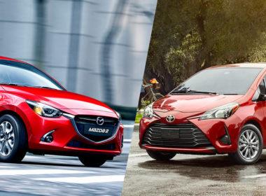So sánh Toyota Yaris 2018 và Mazda 2 2018: Thiết kế đẹp hay độ bền động cơ?