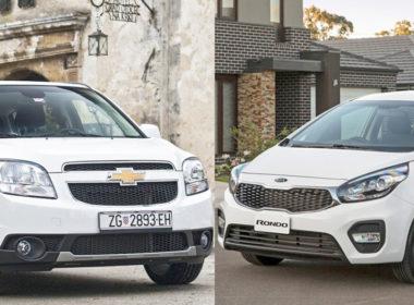 So sánh Kia Rondo 2018 và Chevrolet Orlando 2018: Mỹ - Hàn có gì khác nhau?