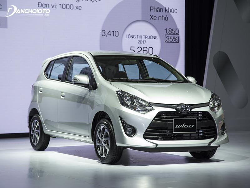 Toyota Wigo là một mẫu xe hatchback đô thị hạng A đến từ thương hiệu Toyota - Nhật Bản