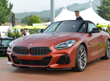 Đánh giá xe BMW Z4: Say mê đến từng đường nét
