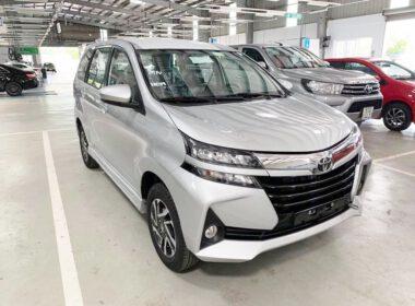 giá xe Toyota Avanza