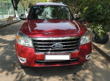 Đánh giá Ford Everest 2012: SUV cũ đáng mua trong tầm giá 600 triệu