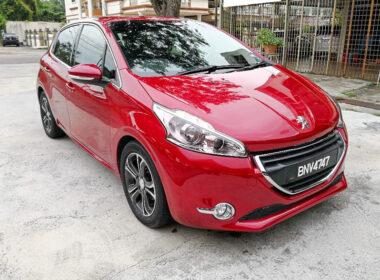 Đánh giá Peugeot 208 2014 cũ: Xe cũ đẳng cấp châu Âu
