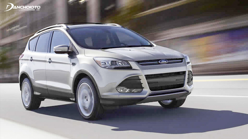 Ford Escape 2016 meets many requirements of users