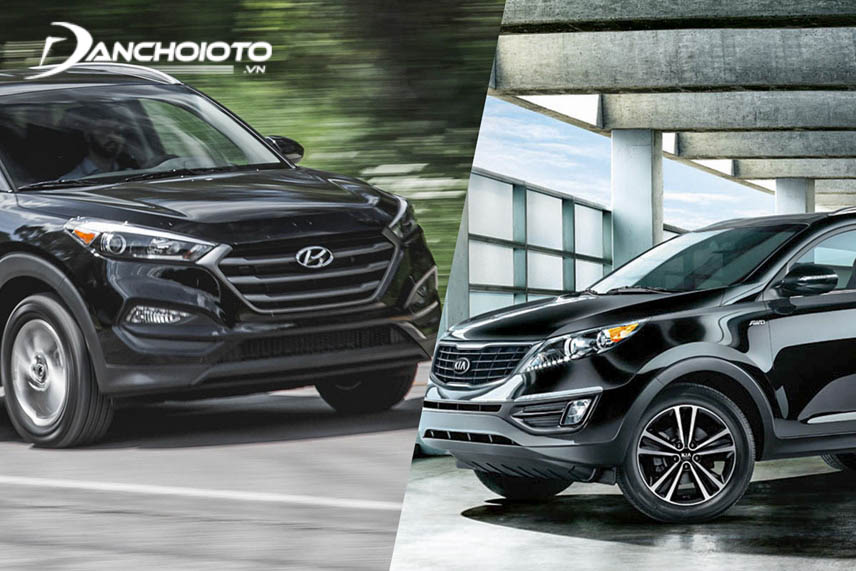 With many similarities, especially the selling price, Hyundai Tucson and Kia Sportage are often brought to the table for comparison