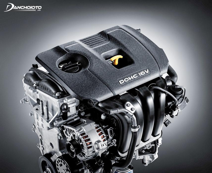 Kia Sportage 2016 and Hyundai Tucson 2016 use the same Nu 2.0 MPI engine block