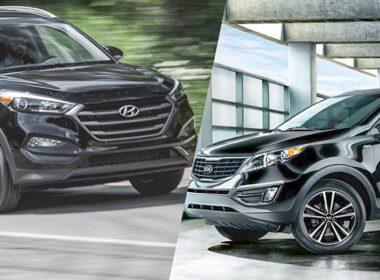 Mua xe SUV cũ 800 triệu: Chọn Hyundai Tucson 2016 hay Kia Sportage 2016?