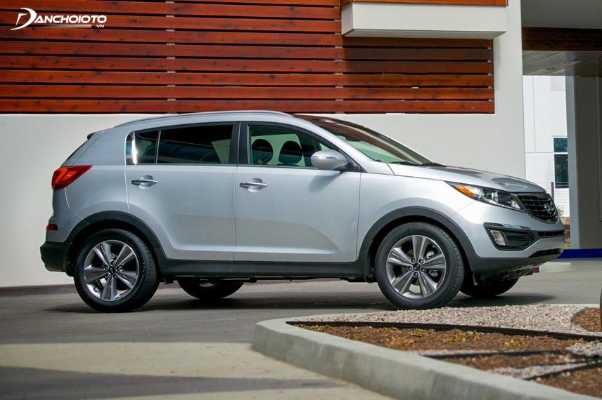 Buying a used 2016 Kia Sportage is a fairly economical option
