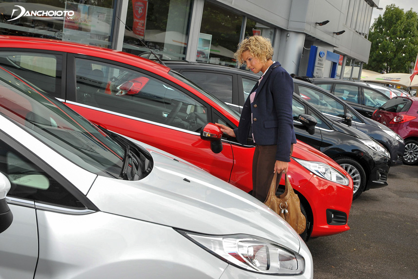 First-time car buyers often have to choose between new and used cars