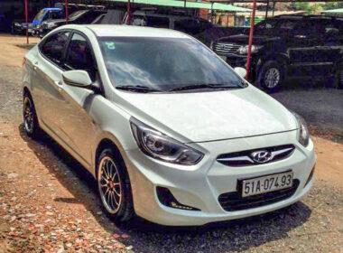 Đánh giá Hyundai Accent 2011 cũ: Giá chỉ còn 300 triệu có nên mua?
