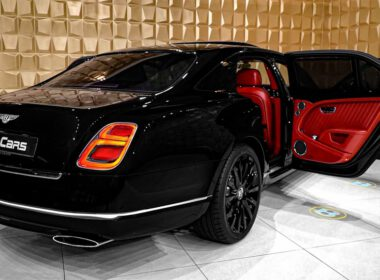 """Bentley Mulsanne: Long lanh và đẳng cấp """"chất quý tộc"""""""