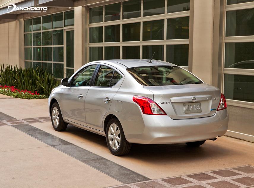 Giá xe Nissan Sunny 2013 cũ dao động từ khoảng 240 đến 450 triệu