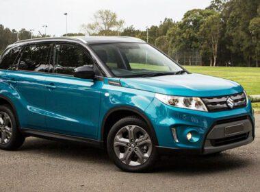 giá xe Suzuki Vitara 2016 cũ
