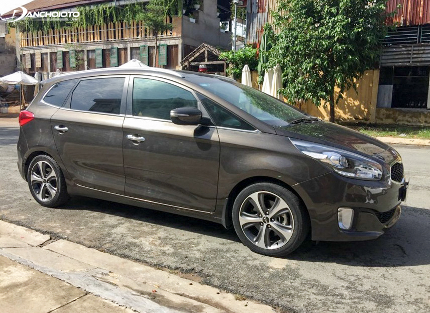 Performance of Kia Rondo 2015 is quite stable and durable
