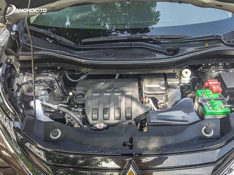 Mitsubishi Xpander sử dụng động cơ 1.5L