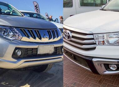 Mua xe bán tải cũ: Mua Toyota Hilux hay Mitsubishi Triton?