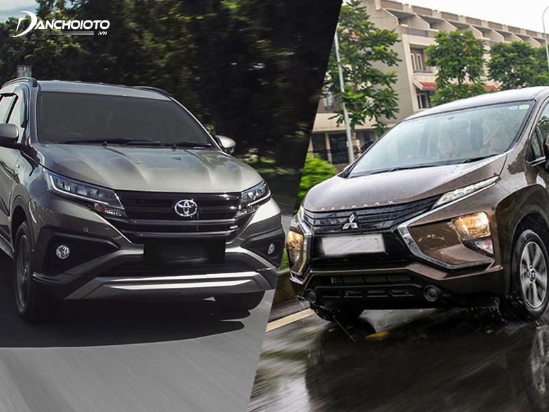 So sánh Xpander và Rush, mỗi mẫu xe có những ưu điểm