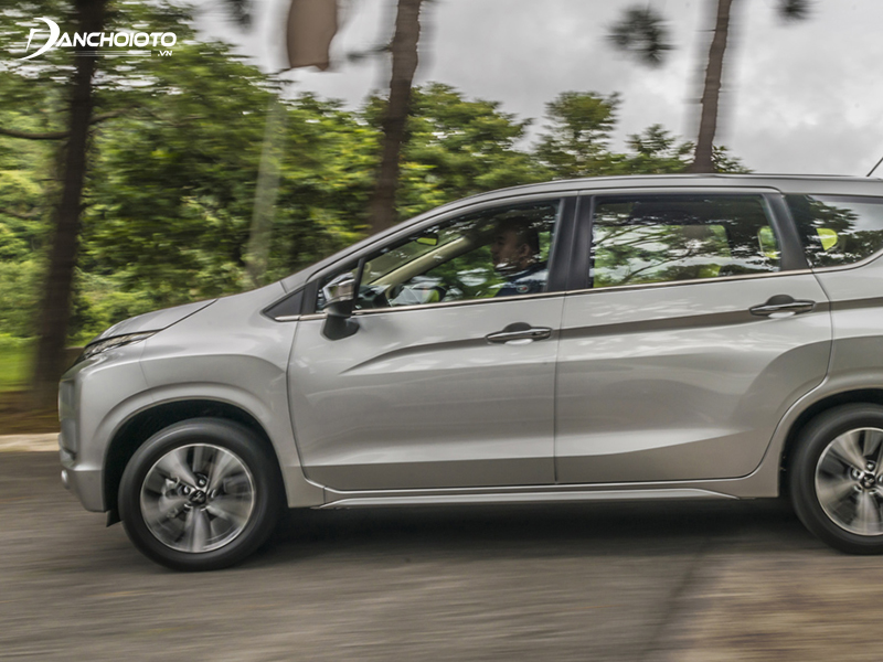 Theo nhiều đánh giá, Mitsubishi Xpander có mức tiêu thụ nhiên liệu khá tốt