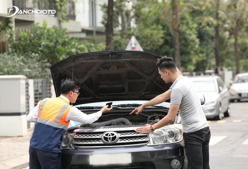 Bảo hiểm vật chất xe ô tô là là loại bảo hiểm về thiệt hại vật chất xe do tai nạn bất ngờ
