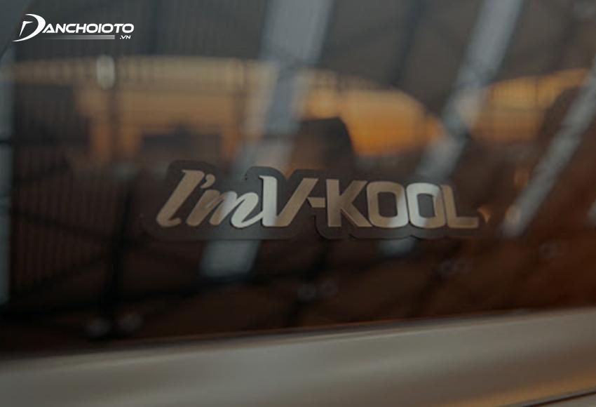 Film cách nhiệt Vkool được sản xuất theo công nghệ phún xạ kim loại XIR độc quyền