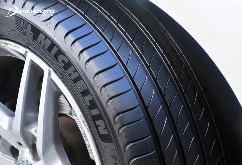 Lốp ô tô Michelin được đánh giá sở hữu độ êm ái cao