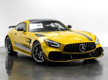 """Mercedes-AMG GT R: """"Mãnh thú"""" đường trường, hậu vệ đường đua"""
