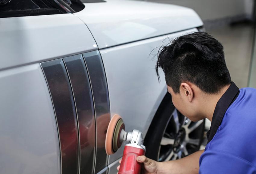 Nghề chăm sóc xe hơi: Thu nhập cao, dễ làm giàu nhưng ít ai biết