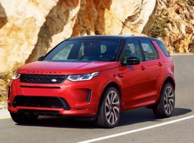Land Rover Discovery: SUV siêu sang mạnh ngỡ ngàng