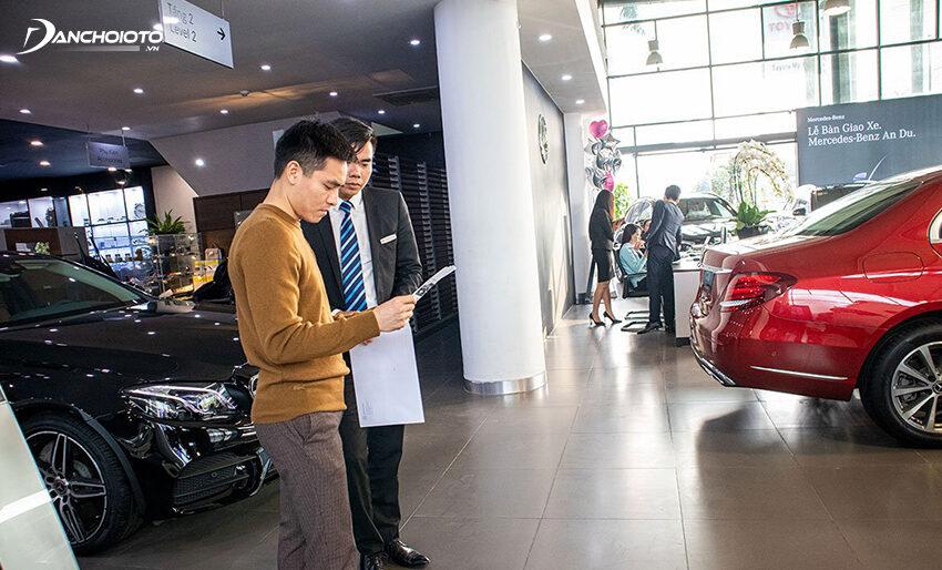 Một số người vẫn chọn thế chấp bằng tài sản khác khi mua xe ô tô trả góp là vì sẽ được vay 100% giá trị xe
