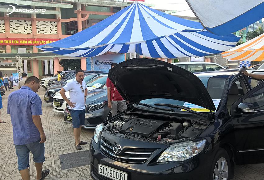 Mua xe ô tô cũ trả góp, người mua rủi ro nhiều hơn khi xe có thể bị hư hỏng, lại không còn bảo hành
