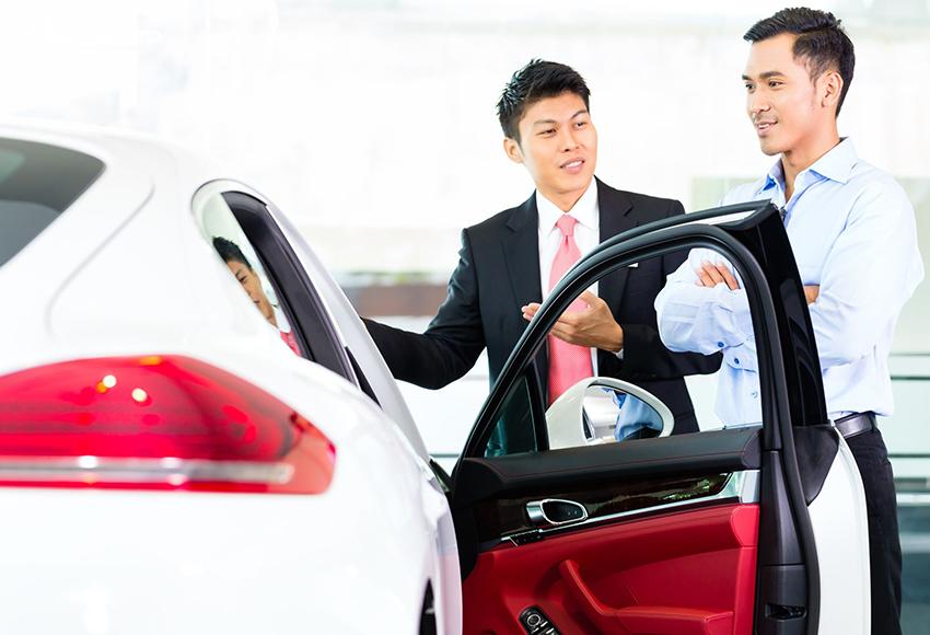 Người mua cần phải đáp ứng được các điều kiện vay mua ô tô trả góp