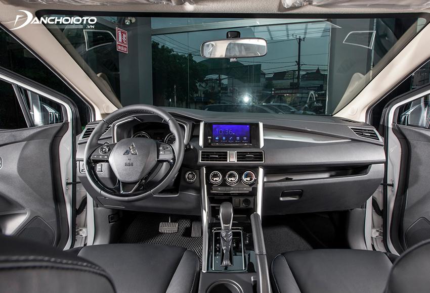 Taplo Mitsubishi Xpander 2020 sang trọng hơn khi chuyển sang màu đen