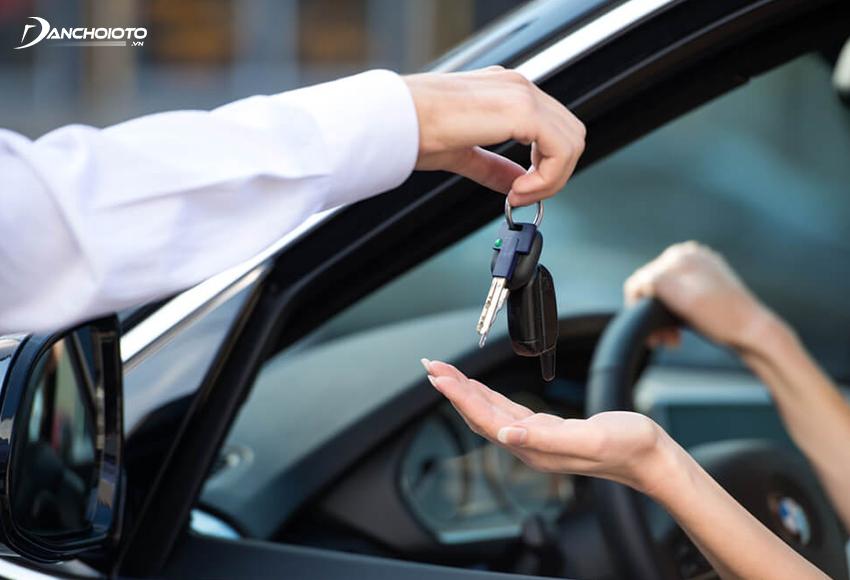 Xe ô tô đang trả góp vẫn có thể bán, chuyển nhượng
