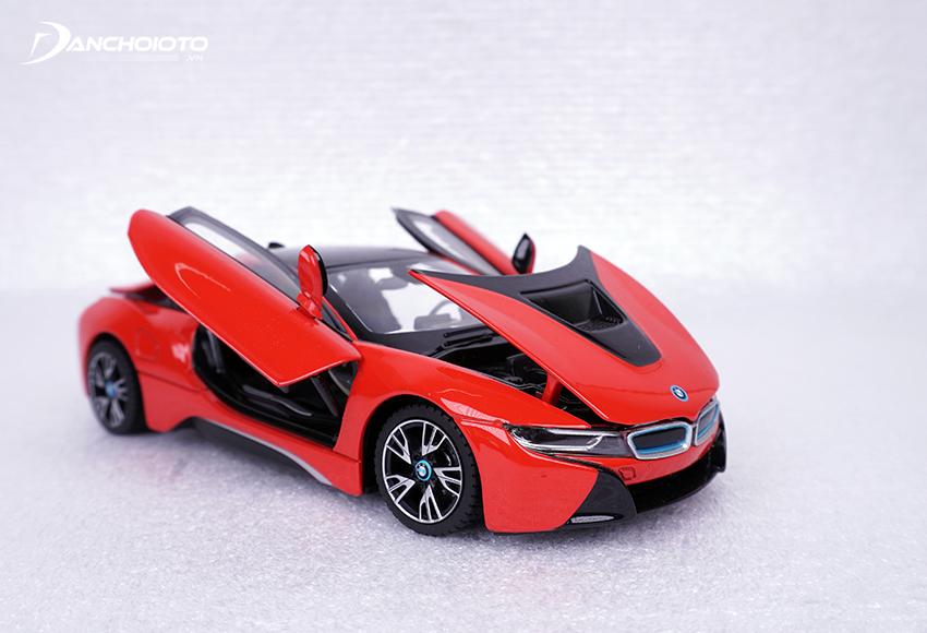 Xe mô hình tĩnh bằng kim loại được gọi là dòng xe Diecast