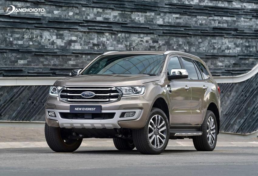 Ford Everest sở hữu động cơ khoẻ, vận hành êm ái, ổn định cao