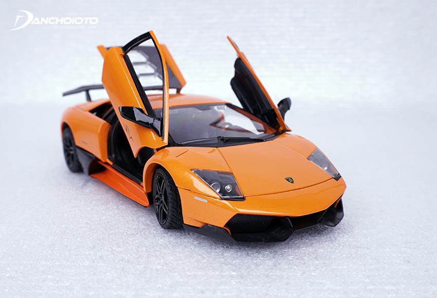 Giá xe mô hình tĩnh giá rẻ thường dưới 2 triệu