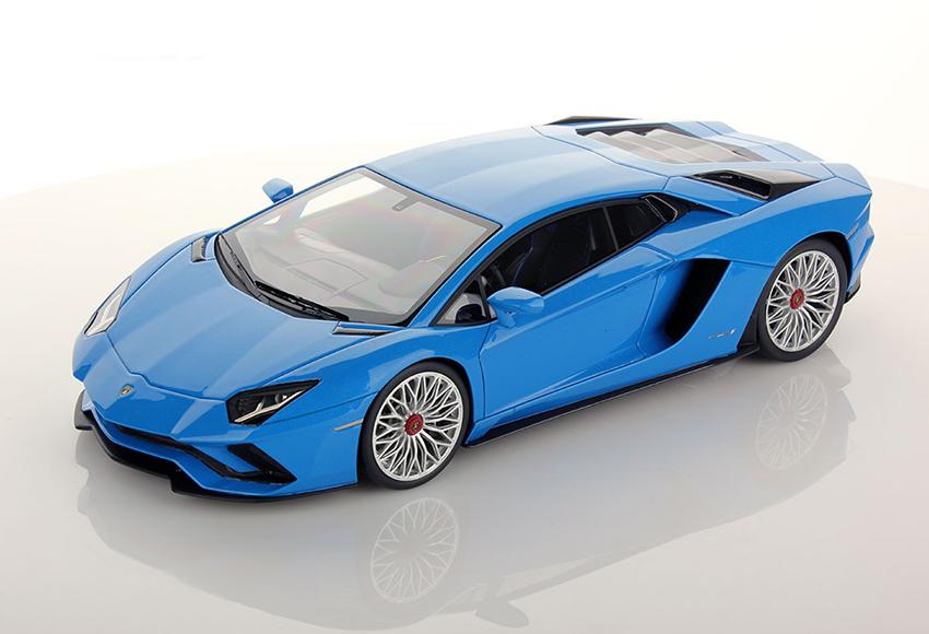 Mô hình Lamborghini Aventador