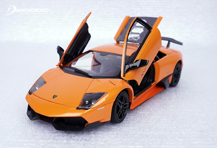 Mô hình Lamborghini Murcielago