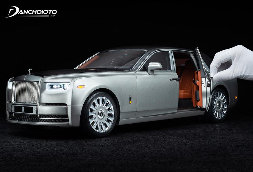 Mô hình xe Rolls Royce