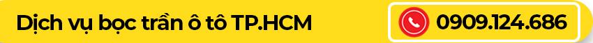 Dịch vụ bọc trần ô tô TP.HCM