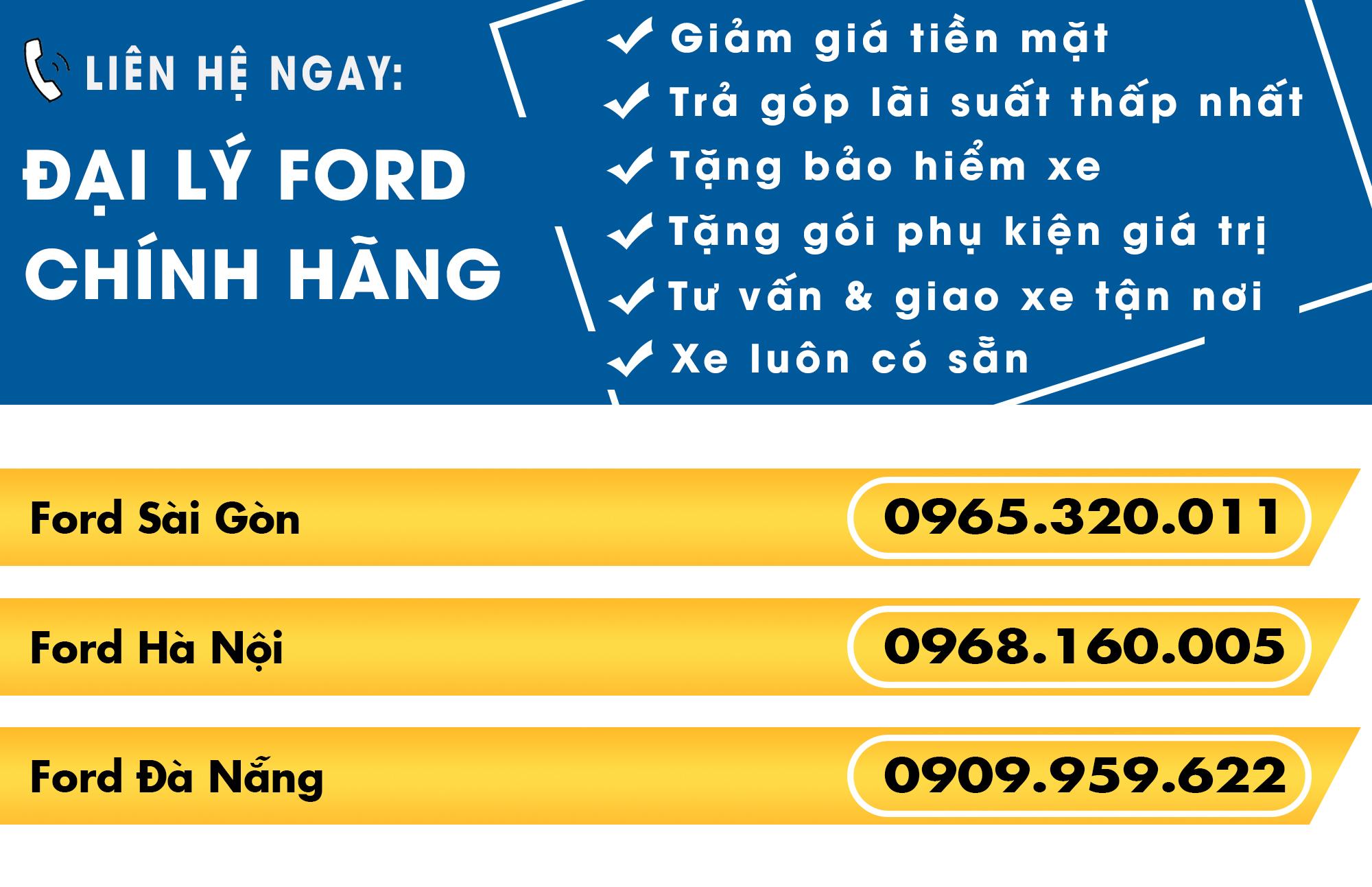 Danh gia xe Ford Tourneo