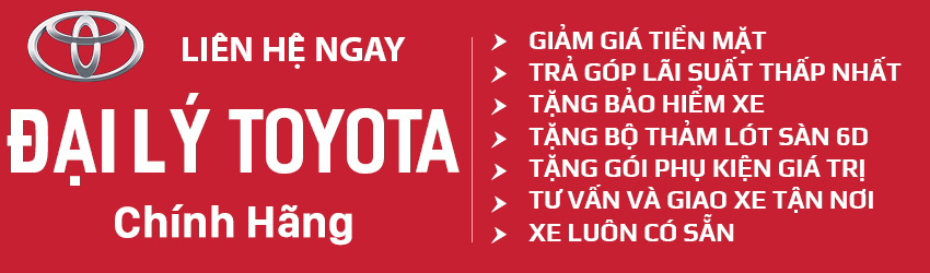 dai ly toyota
