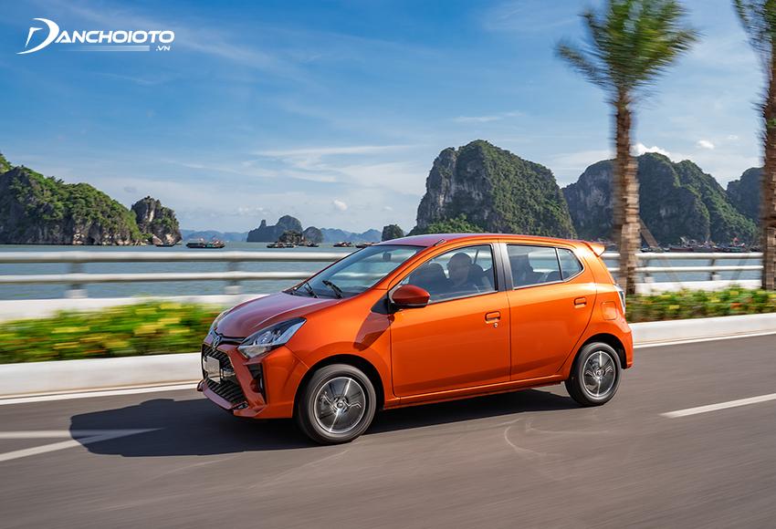 """Đa phần người dùng đều đánh giá động cơ Toyota Wigo có độ bốc """"sáng"""" nhất nhì phân khúc"""