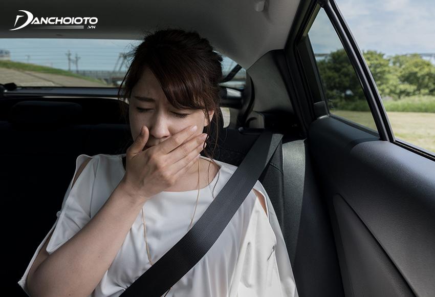 Để tránh bị say xe nên chủ động áp dụng các cách chống say xe cho mẹ bầu từ trước