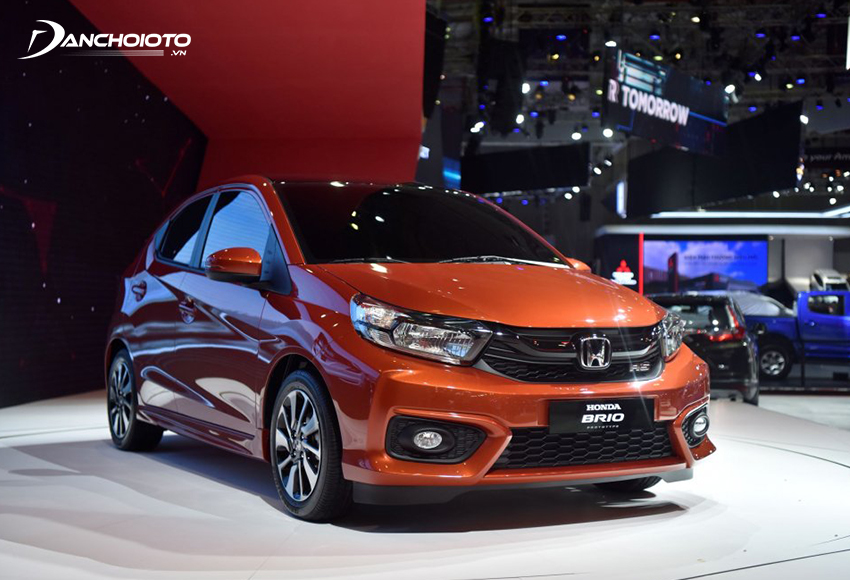 Giá xe Honda Brio thuộc hàng cao nhất nhì phân khúc